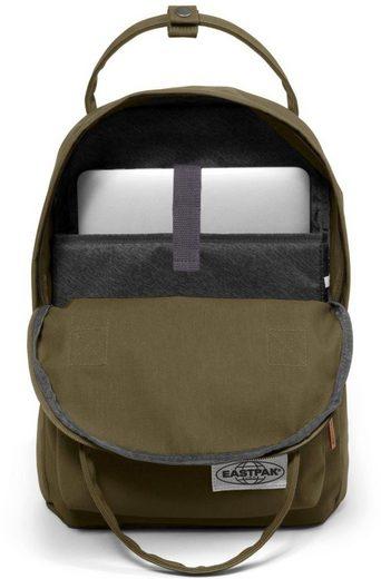 Laptopfach Green« Rucksack »padded Mit Eastpak Shop'r Opgrade EPCq7xv