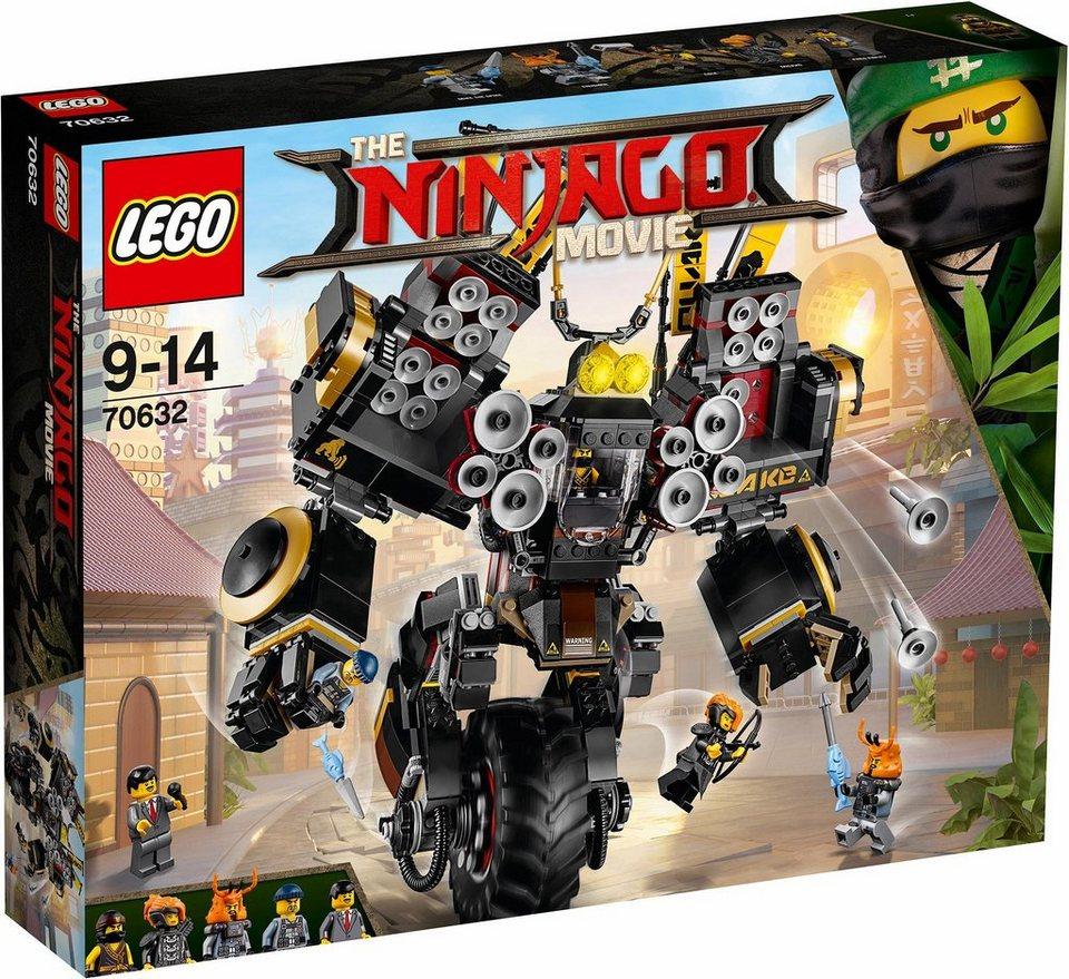 Lego Cole S Donner Mech 70632 Lego Ninjago Otto