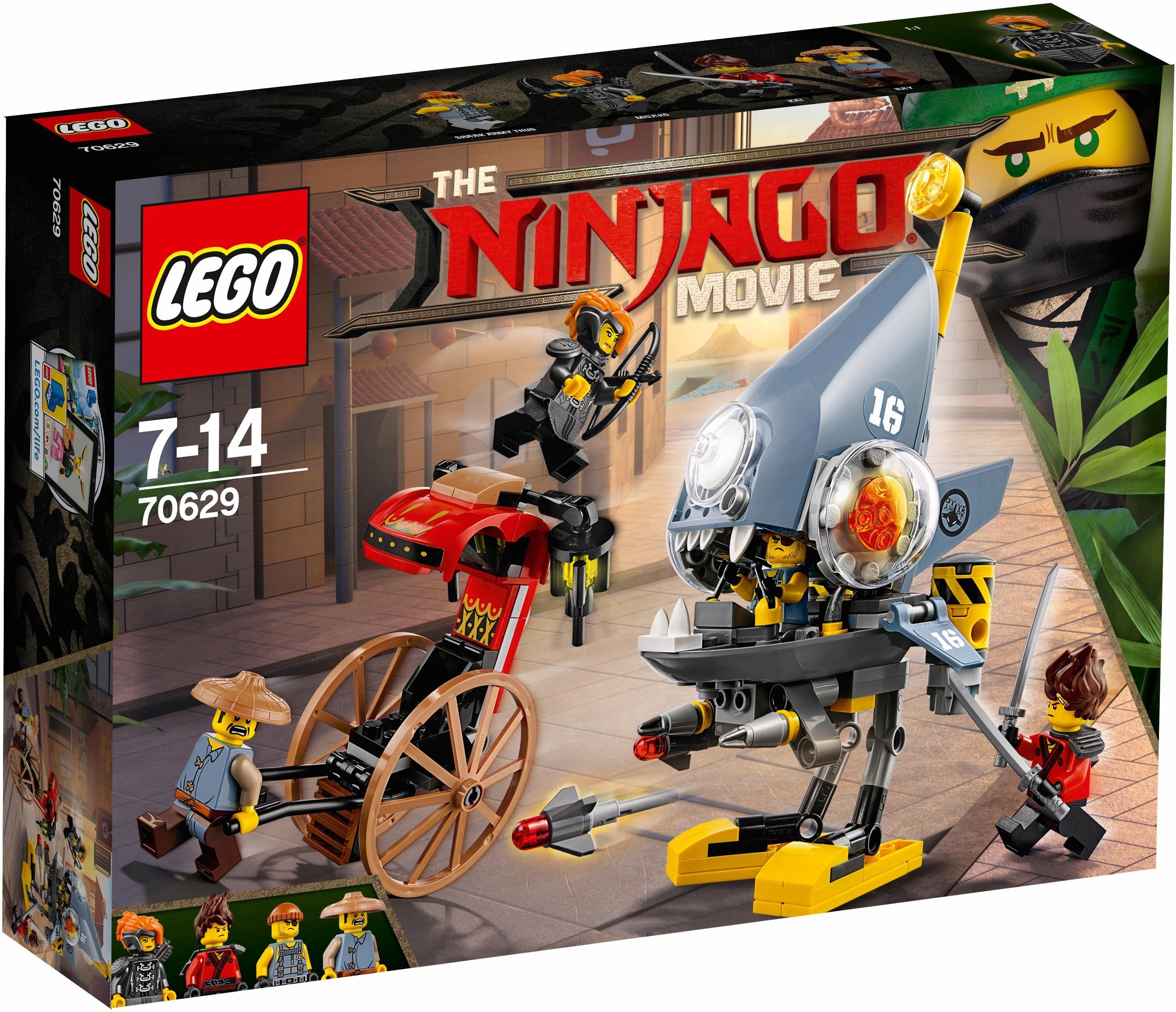 LEGO® Piranha-Angriff (70629), »LEGO® NINJAGO®«