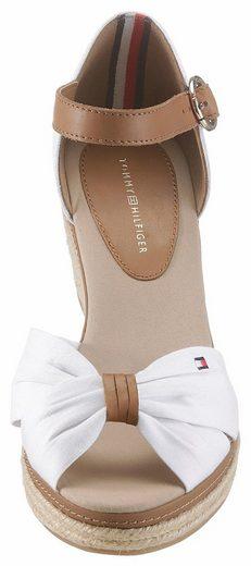 Tommy Hilfiger Elba 40 Sandalette, mit verstellbarem Riemchen