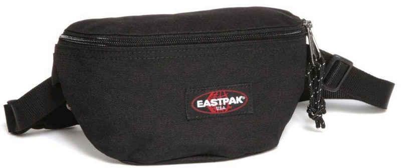 Eastpak Gürteltasche »SPRINGER, Black«, enthält recyceltes Material (Global Recycled Standard)