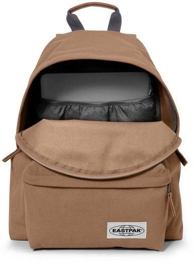 Eastpak Rucksack mit Laptopfach, PADDED PAK'R opgrade cream
