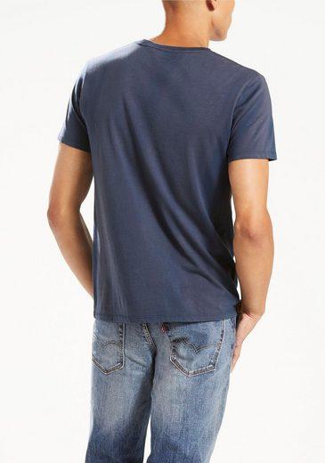 Levi's® T-Shirt Graphic Set-In, mit Logo-Print