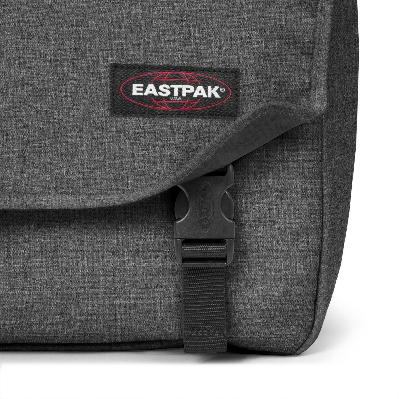 Eastpak »delegate Black Black Eastpak Schultertasche Denim« »delegate Schultertasche BB1w7rx