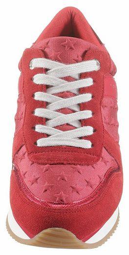 Tommy Hilfiger Annie 1 Sneaker, mit modischer Sternapplikation