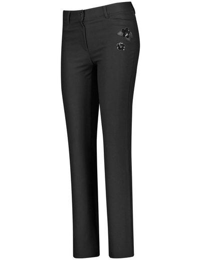 Pantalon Gerry Tisserand Loisirs Long Pantalon Avec Paillettes Romy