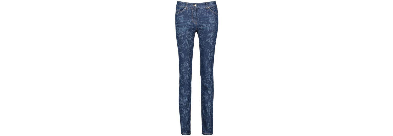 Alle Jahreszeiten Verfügbar Günstig Kaufen Echt Gerry Weber Hose Jeans lang 5-Pocket mit Washed-Out Effekt Best4me Roxeri Finish Zum Verkauf Modisch Sehr Billig mSDEOkPq