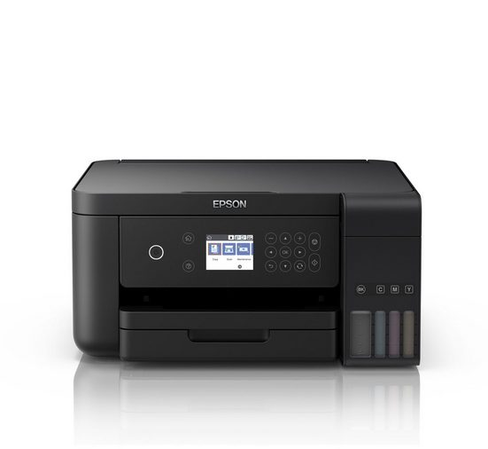 Epson EcoTank ET-3700 A4 Drucker »Farbe, USB, Wifi, 3in1«