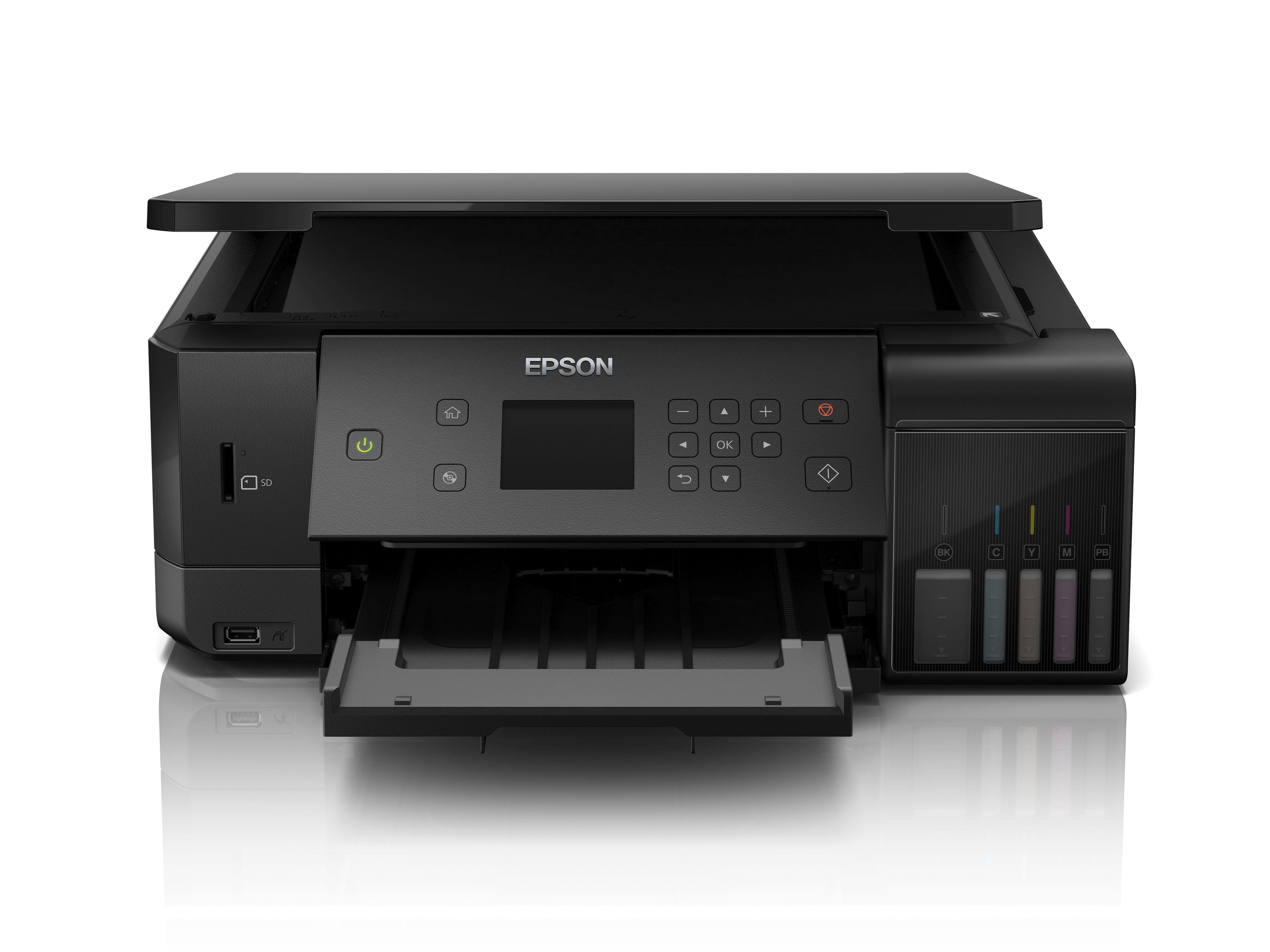Epson EcoTank ET-7700 A4 Drucker »Farbe, USB , Wifi, 3in1«