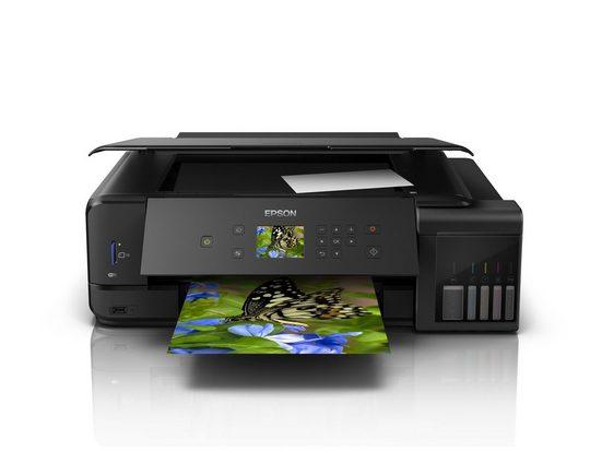 Epson EcoTank ET-7750 A3 Drucker »Farbe, USB, Wifi, 3in1«