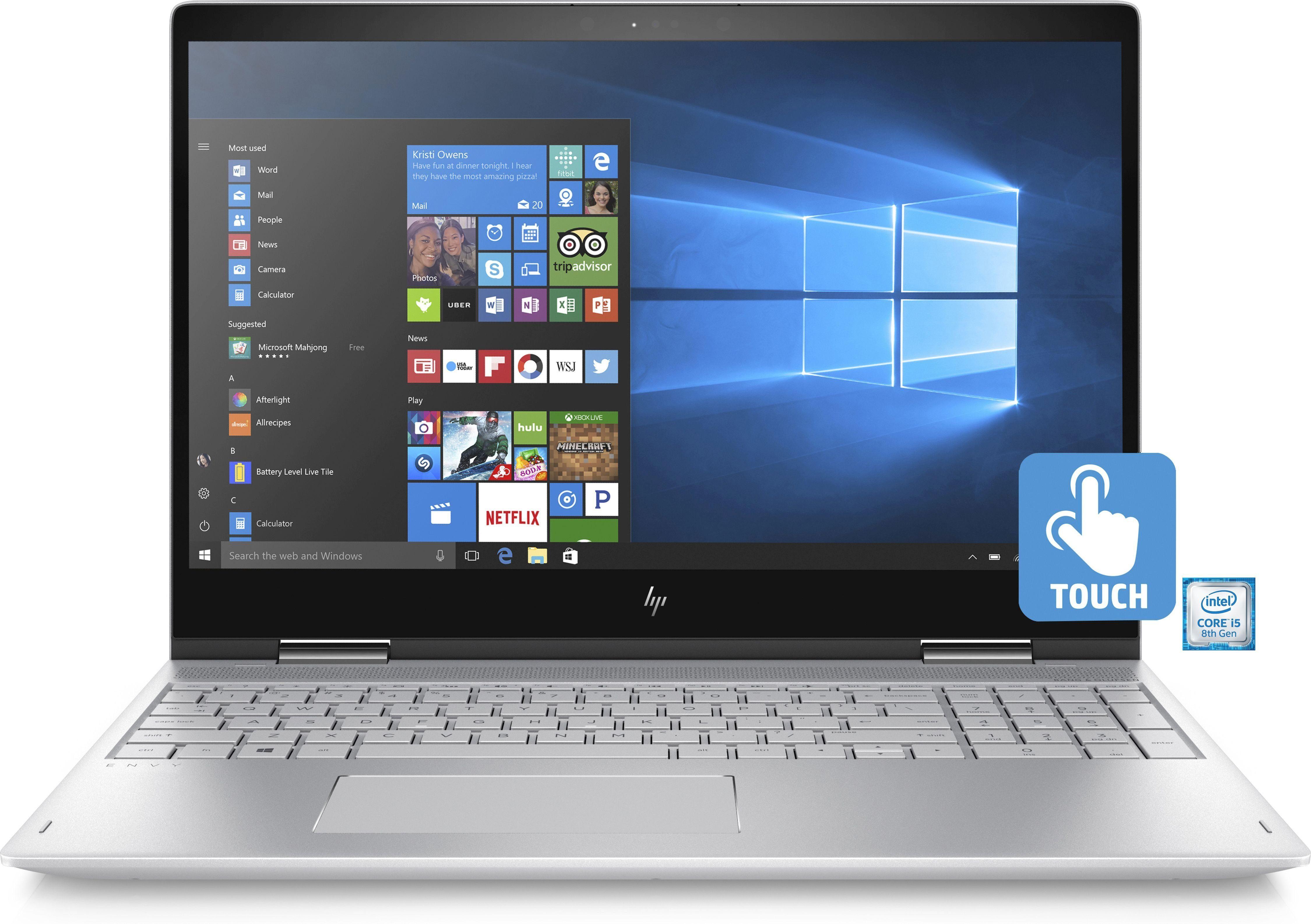 "HP Envy x360 15-bp101ng Notebook »Intel Core i5, 39,6 cm(15,6"") 256 GB, 8 GB«"