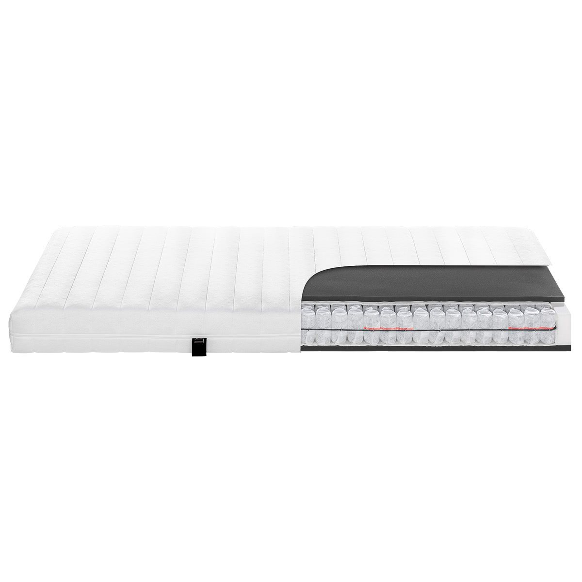 Rummel Taschenfederkernmatratze »MyRummel 375TFK« | Schlafzimmer > Matratzen > Taschenfederkern | Polyester | Rummel