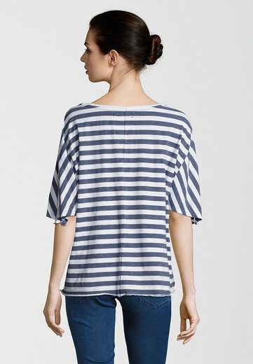 Better Rich T-Shirt BOXY STRIPE LOVE