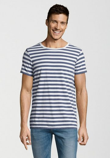 Better Rich T-Shirt CREW STRIPE M