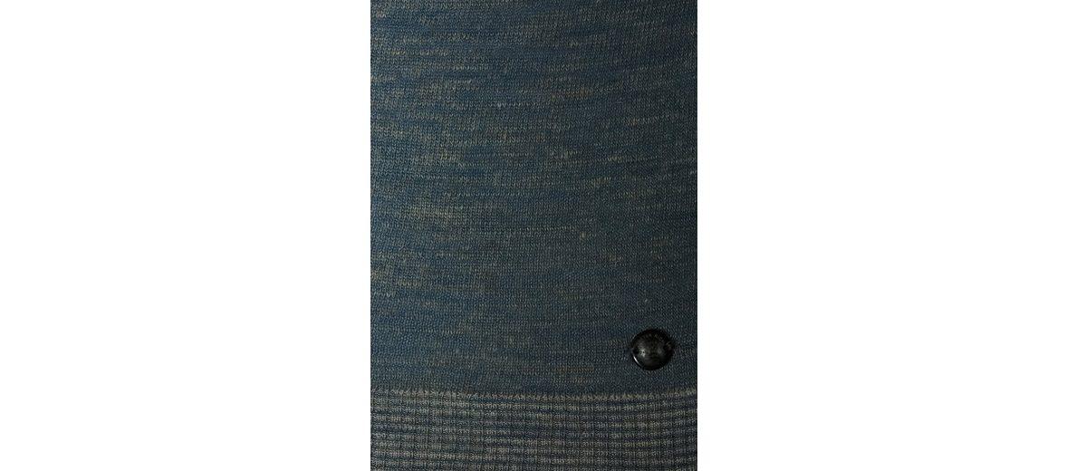 Better Rich Strickpullover CREW SIMPLE, Transparente Streifen in