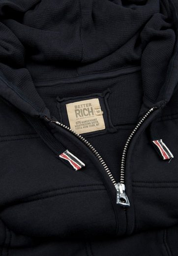 Better Rich Sweatjacke HOODED LINED JACKET