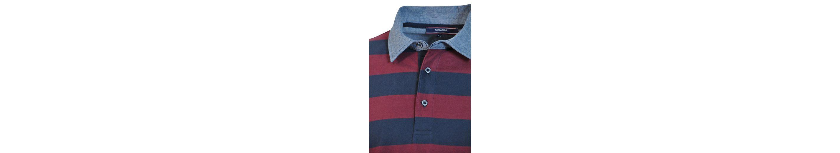 NAVIGAZIONE Poloshirt, weiche Qualität, schöne Details