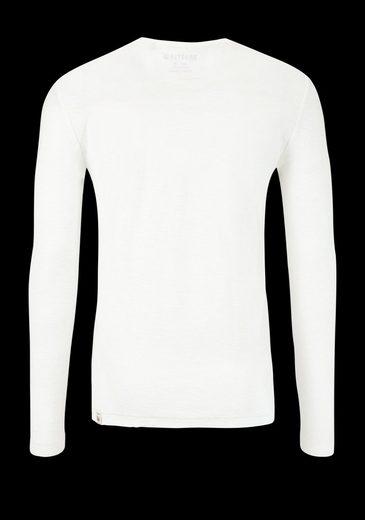 Mustang T-shirts (langarm)
