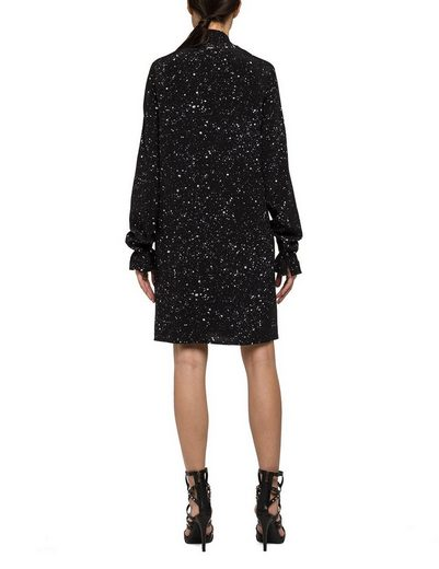 Replay Kleid mit All-Over-Print