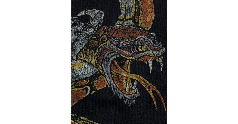 Replay T-Shirt mit Print Günstig Kaufen Beliebt Spielraum Online Preise Online-Verkauf Auslass Manchester 6HC0Rcqi