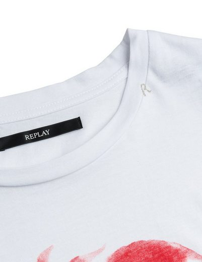 Replay T-Shirts (mit Arm)