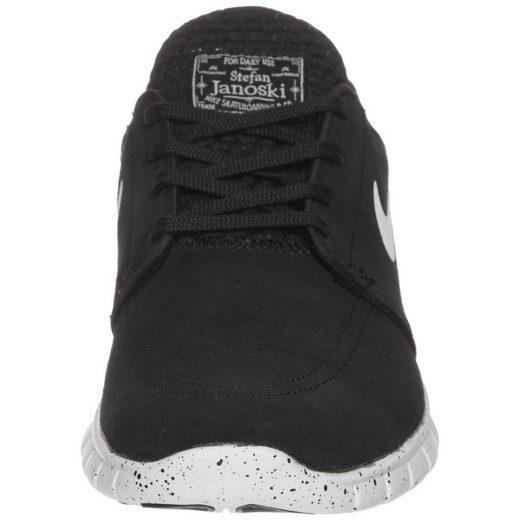 Nike SB Stefan Janoski Max Leather Sneaker