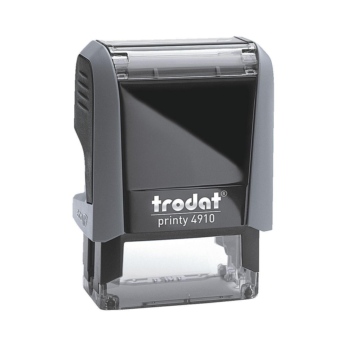TRODAT Textstempel ohne Logo »Printy 4910«