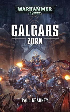 Broschiertes Buch »Warhammer 40.000 - Calgars Zorn«