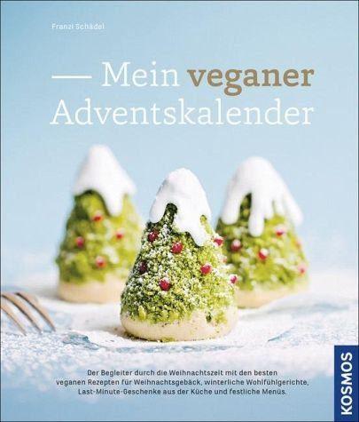 Gebundenes Buch »Mein veganer Adventskalender«
