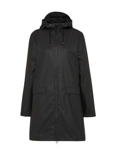 Rains Functional Coat, Hood With Tunnel