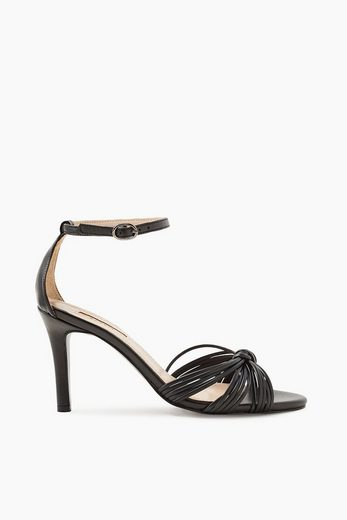 ESPRIT Sandalette mit filigranem Knoten-Detail