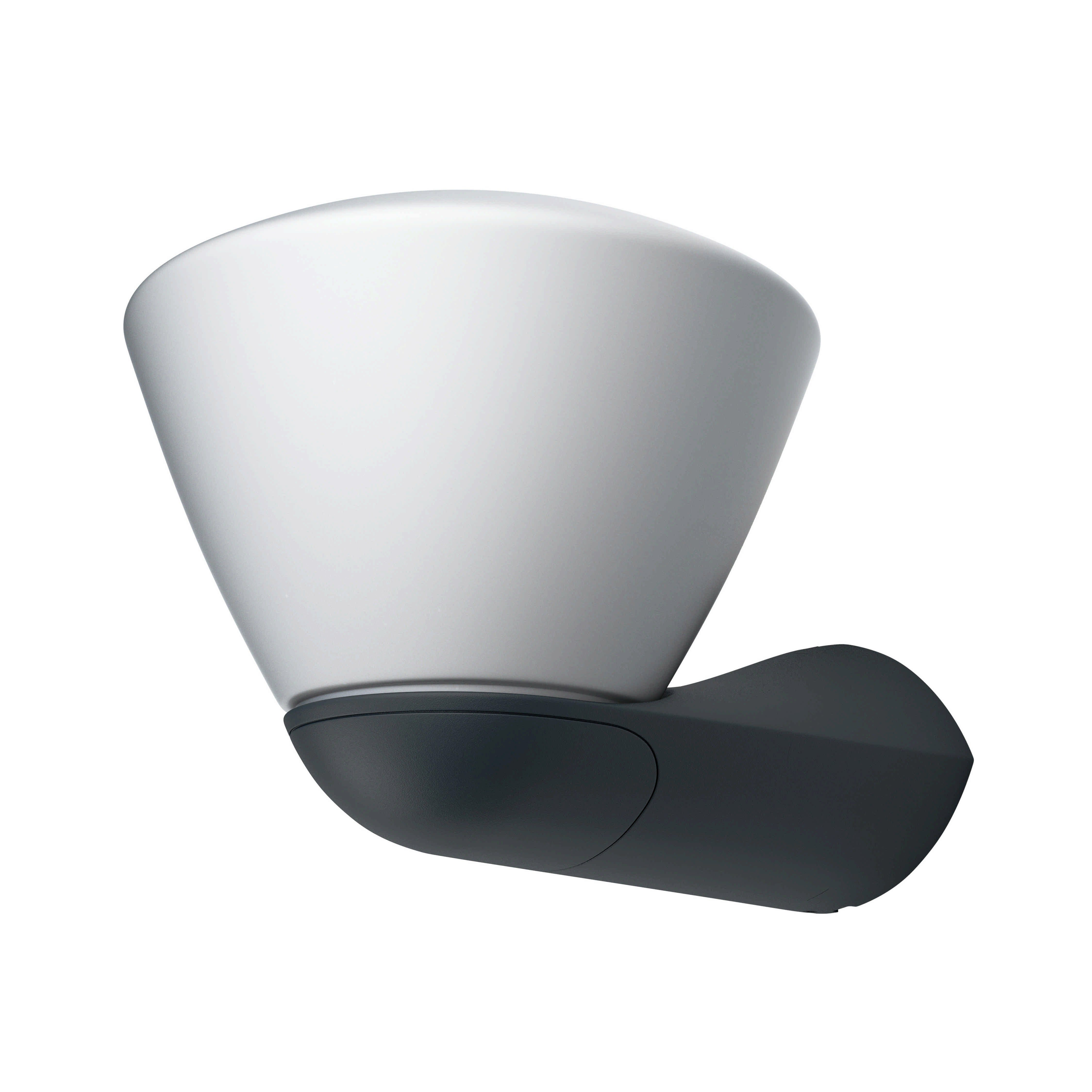 Osram LED-Wandleuchte aus hochwertigem Glas und Aluminium »ENDURA STYLE Lantern Bowl 7W«