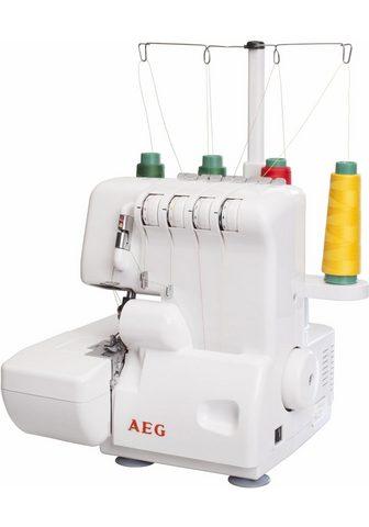 AEG Krašto apmėtymo-siuvimo mašina 760A 9 ...