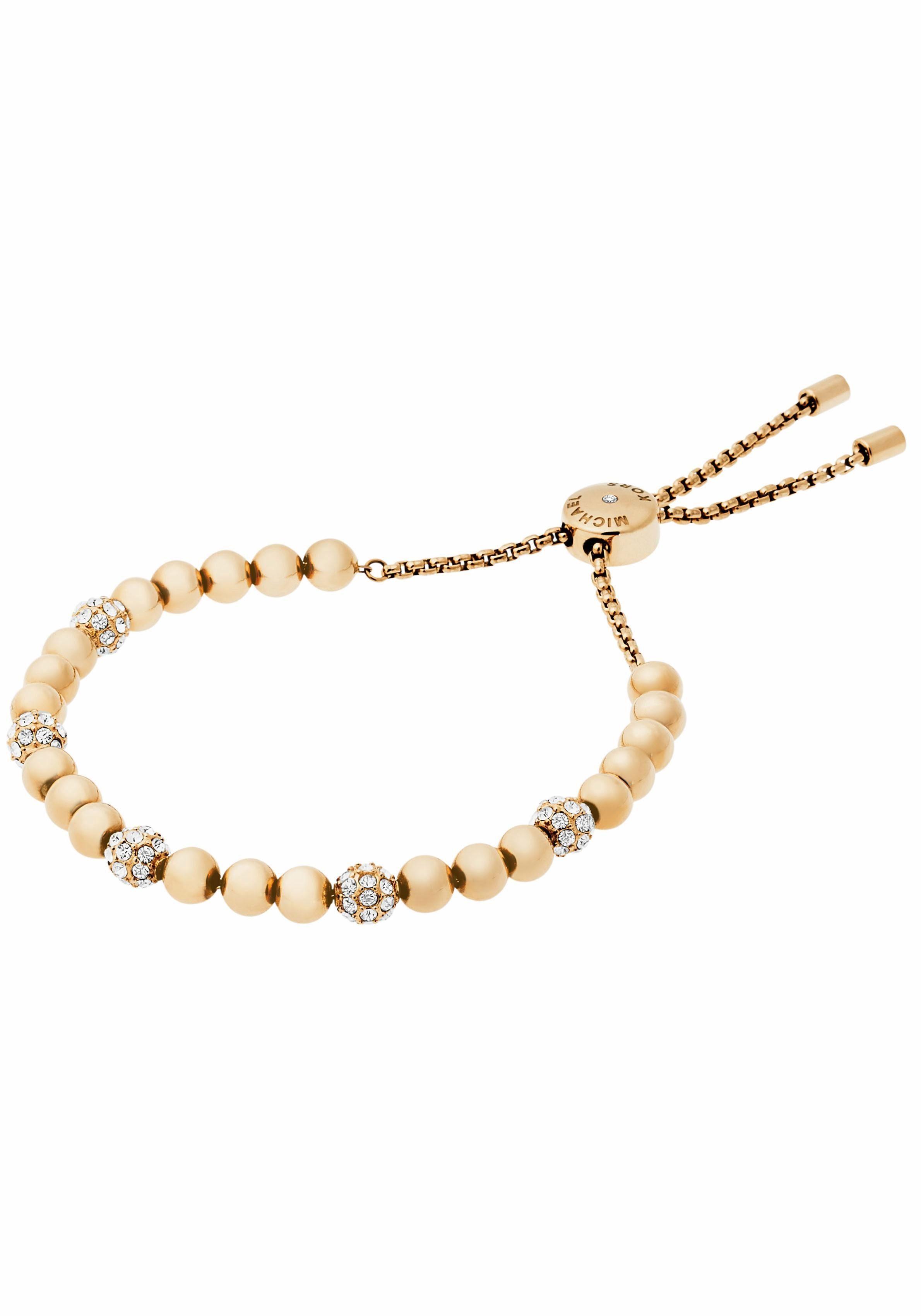 MICHAEL KORS Armband »MKJ5218710«, mit Glassteinen