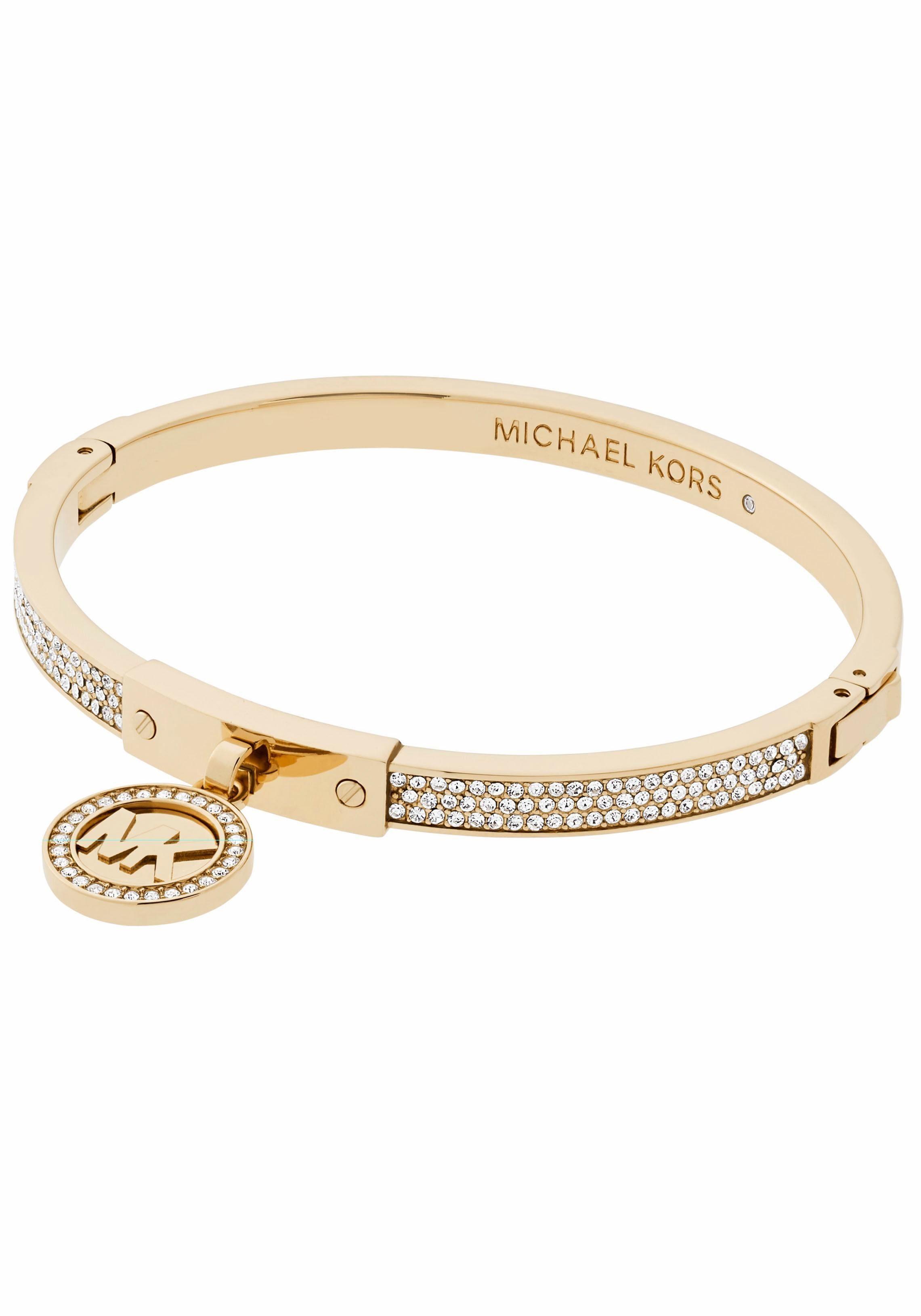 MICHAEL KORS Armreif »MKJ5976710« mit Glassteinen