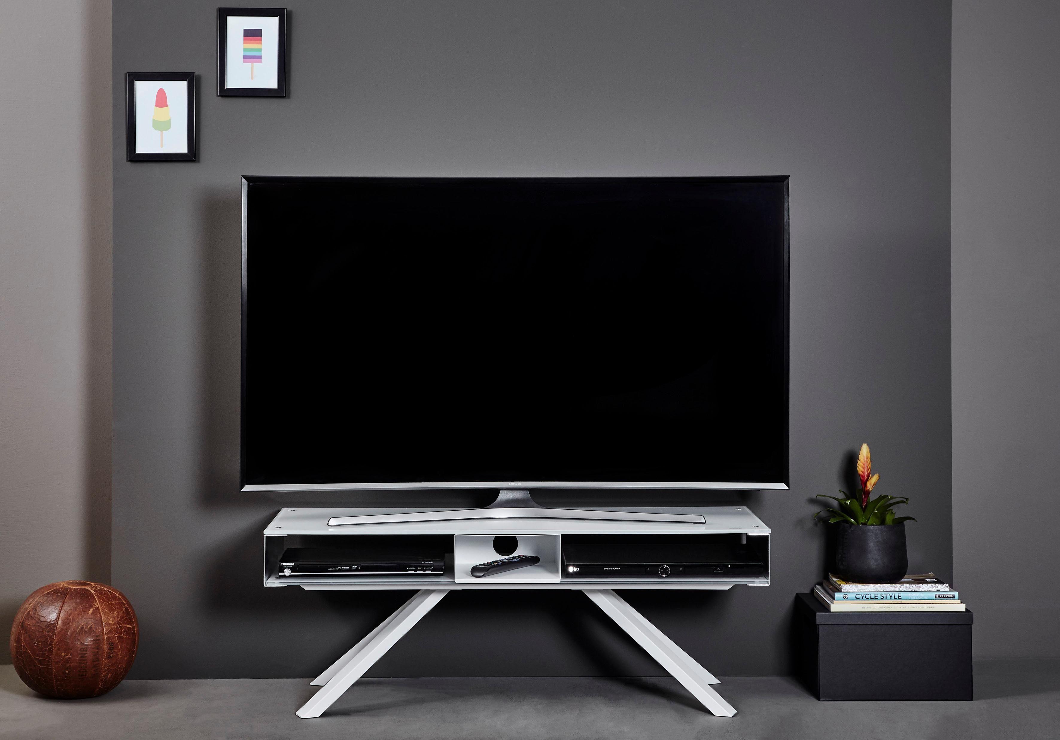 Jahnke Lowboard »Smart TV«, Breite 110 cm