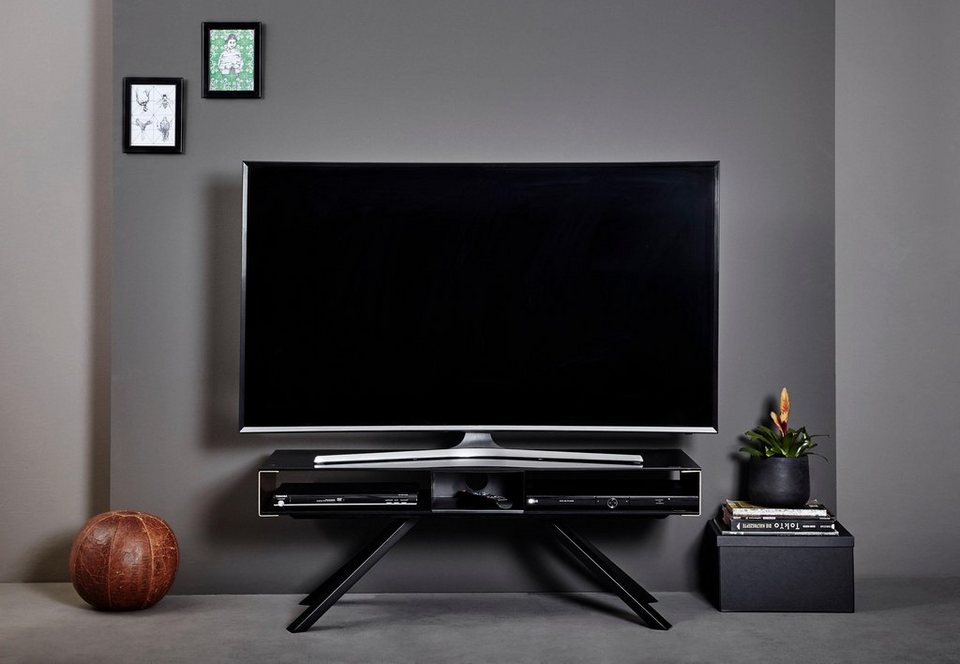 jahnke lowboard smart tv breite 110 cm kaufen otto. Black Bedroom Furniture Sets. Home Design Ideas