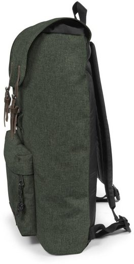 Sac À Dos Eastpak Avec Compartiment Pour Ordinateur Portable, London Crafty Kaki