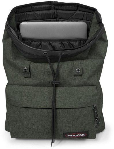 Sac À Dos Eastpak Avec Compartiment Pour Ordinateur Portable, London Crafty Kaki