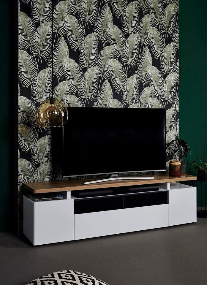 jahnke lowboard cu libre tv 290 breite 190 cm otto. Black Bedroom Furniture Sets. Home Design Ideas