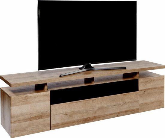 Jahnke Lowboard »CU-Libre TV 290«, Breite 190 cm