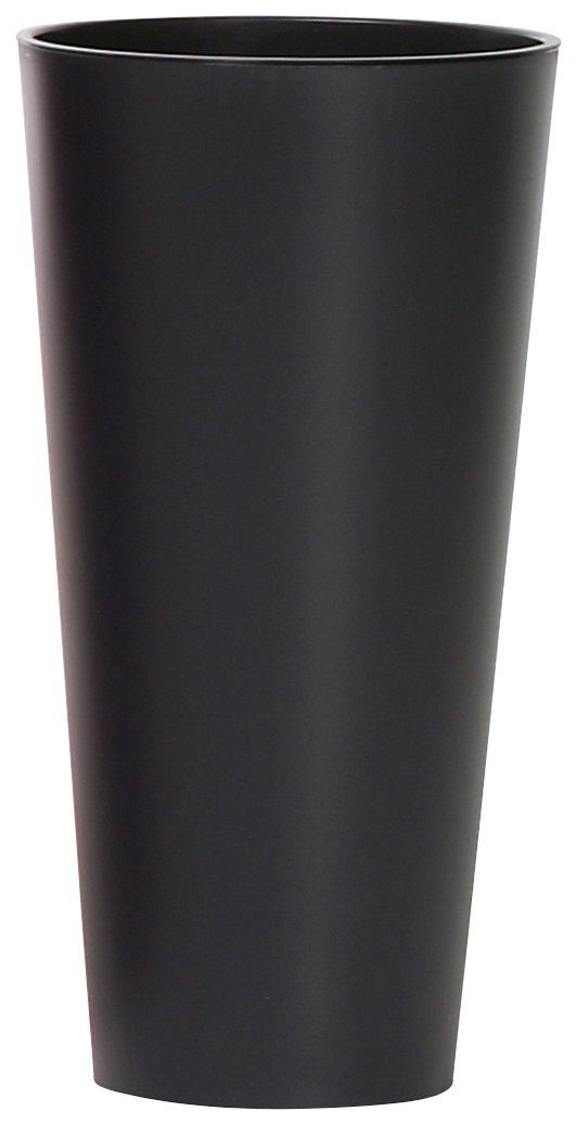 PROSPERPLAST Pflanzkübel »Tubus slim«, anthrazit, Ø 40
