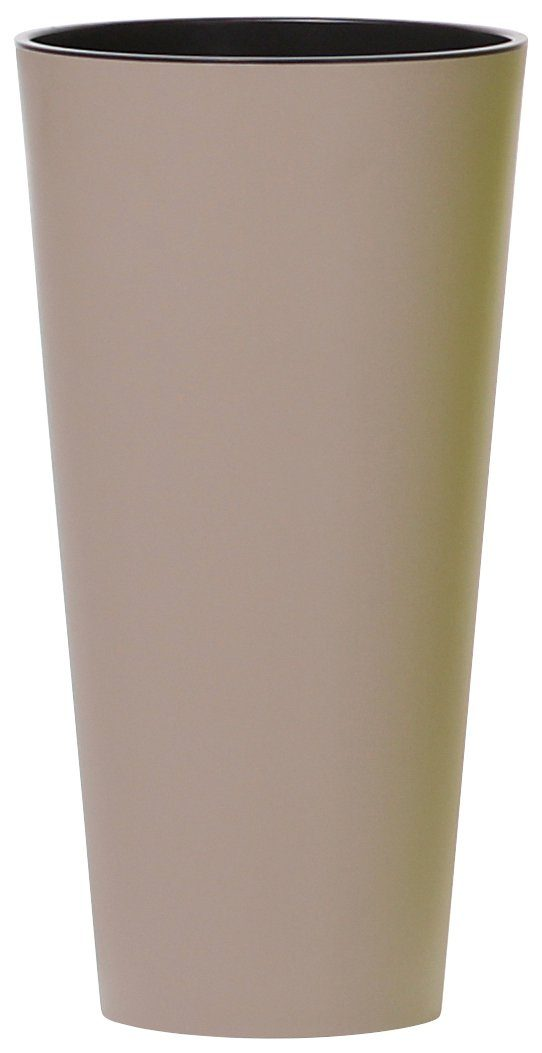 PROSPERPLAST Pflanzkübel »Tubus slim«, mocca, Ø 30