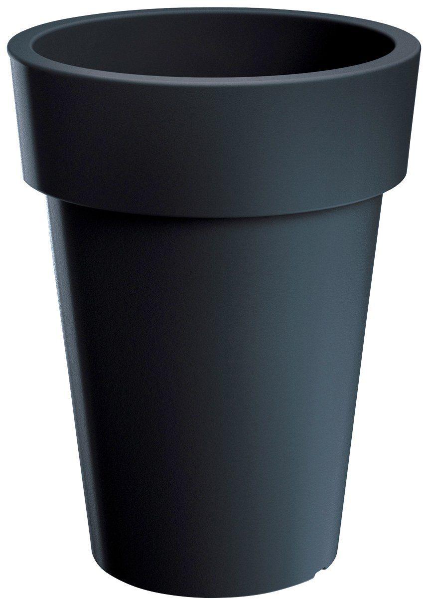 PROSPERPLAST Pflanzkübel »Lofly slim«, anthrazit, Ø 39