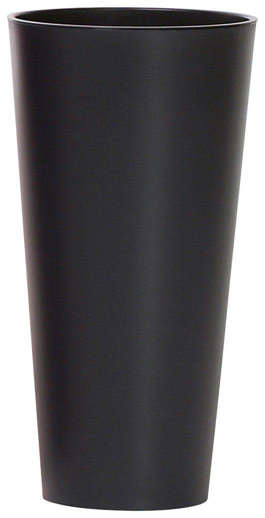 PROSPERPLAST Pflanzkübel »Tubus slim«, anthrazit, Ø 30