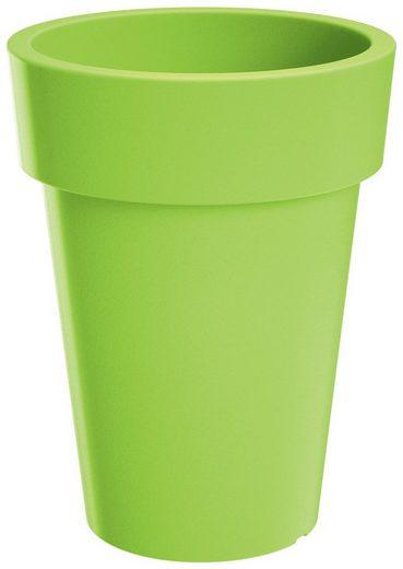 PROSPERPLAST Pflanzkübel »Lofly slim«, lindgrün, Ø 29,3