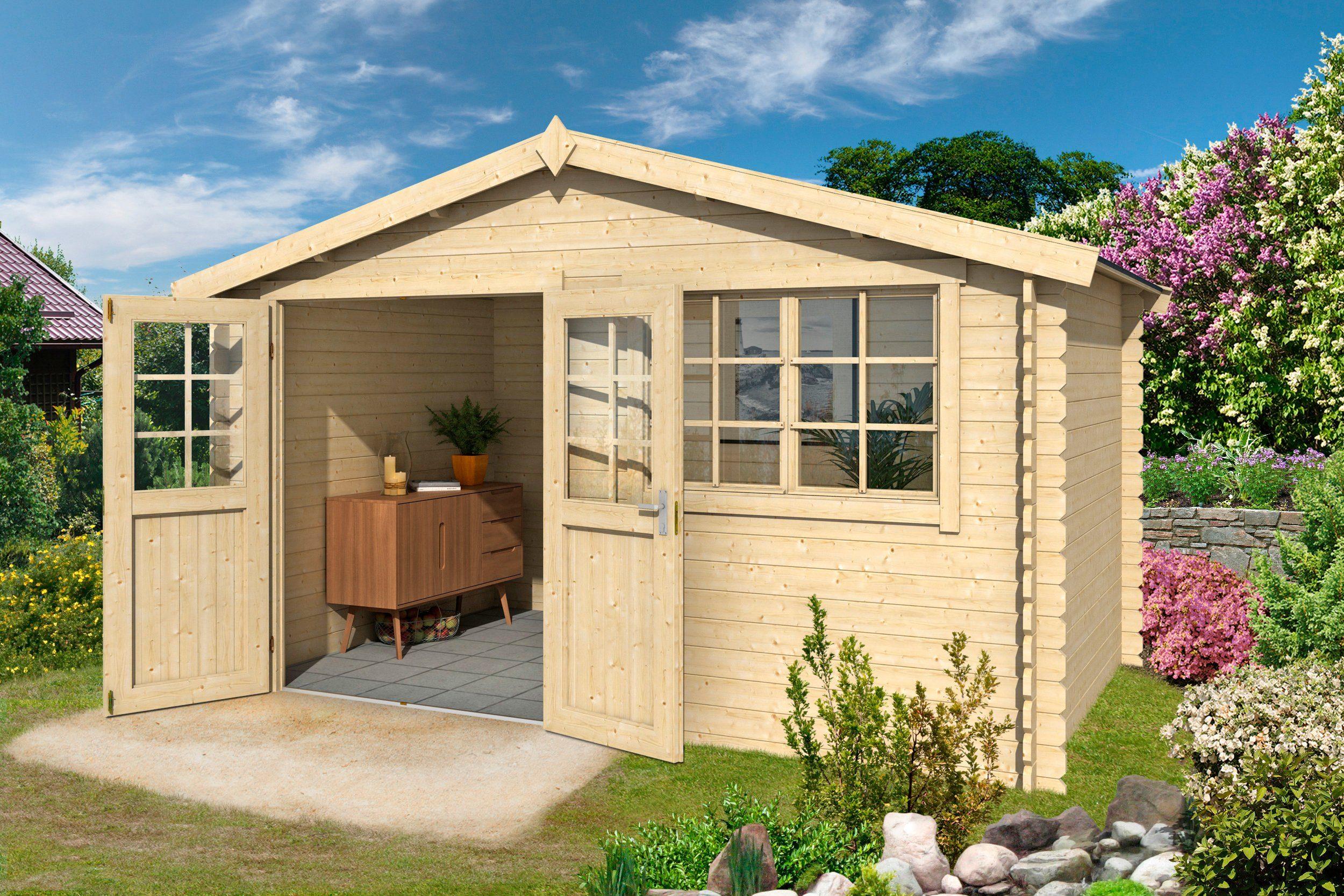 Gartenhaus Outdoor Küche : Outdoor küche mit großer terrasse remo m mm m