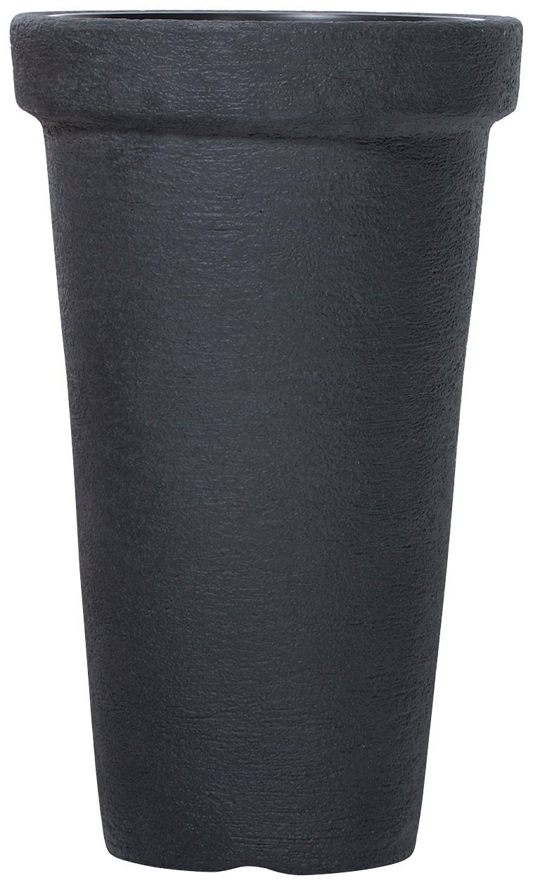 PROSPERPLAST Pflanzkübel »Classic Tower«, anthrazit, Ø 30