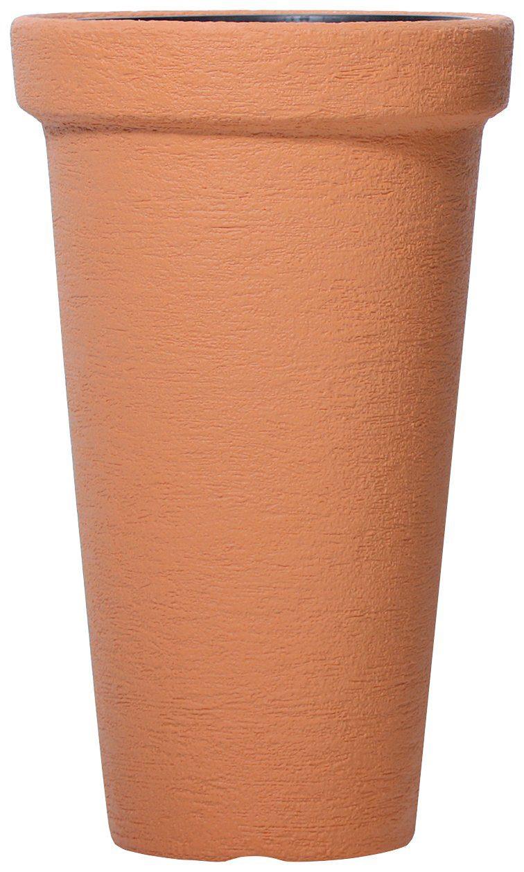 PROSPERPLAST Pflanzkübel »Classic Tower«, terracotta, Ø 48