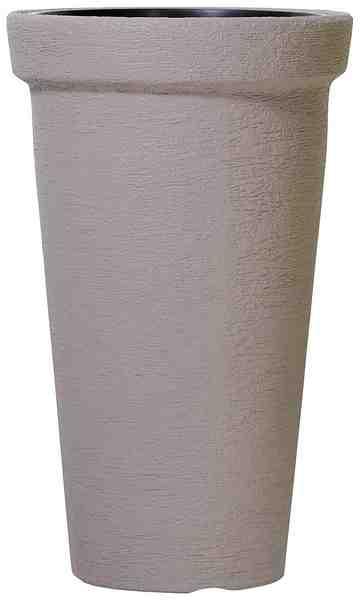 PROSPERPLAST Pflanzkübel »Classic Tower«, mocca, Ø 48
